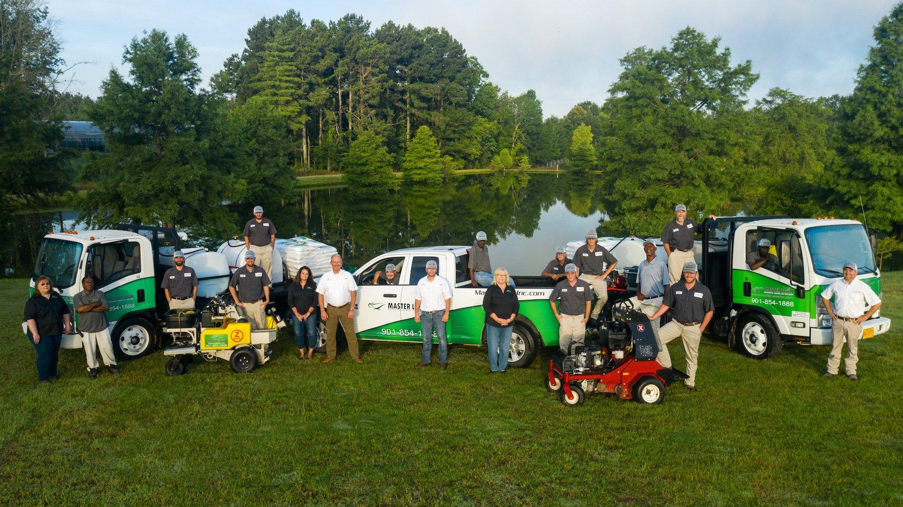 Master Lawn Team